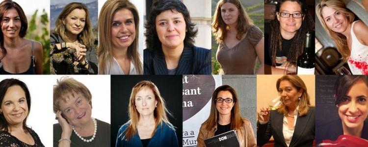 Mujeres en el mundo del vino